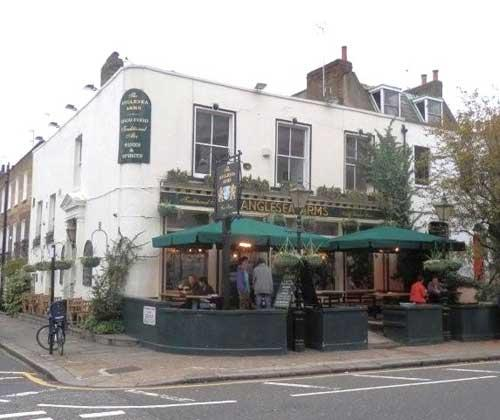 Picture 1. The Anglesea Arms, Kensington, Central London