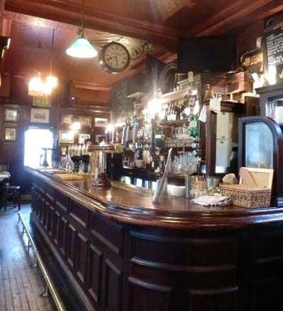 Picture 2. The Anglesea Arms, Kensington, Central London
