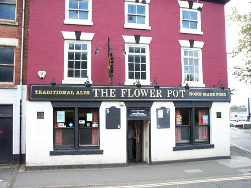 Picture 1. The Flower Pot, Derby, Derbyshire