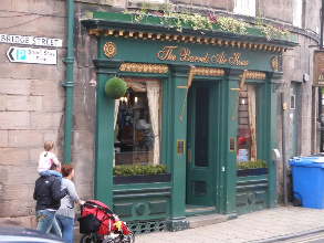Picture 1. The Barrels Ale House, Berwick-upon-Tweed, Northumberland