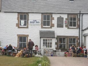 Picture 1. The Ship Inn, Low Newton-by-the-Sea, Northumberland