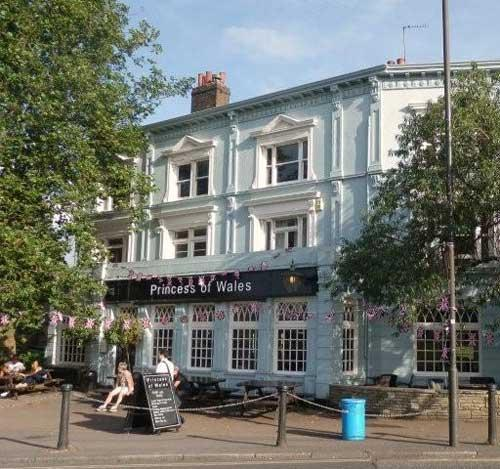 Picture 1. Princess of Wales, Blackheath, Greater London