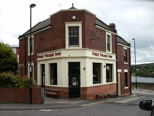 Picture 1. Free Trade Inn, Newcastle-upon-Tyne, Tyne and Wear