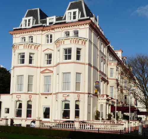Picture 1. The Clifton Hotel, Folkestone, Kent