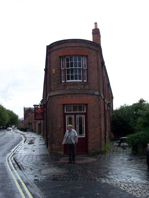 Picture 1. The Brunswick Inn, Derby, Derbyshire