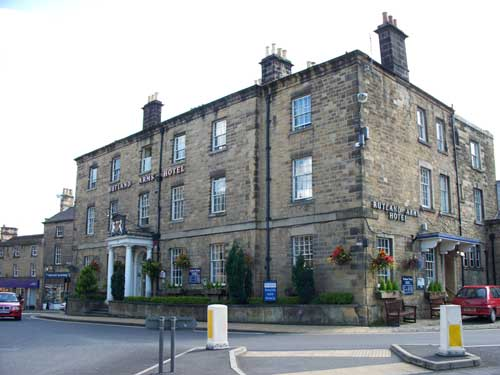 Picture 1. Rutland Hotel, Bakewell, Derbyshire