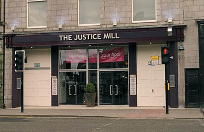 Picture 1. The Justice Mill, Aberdeen, Aberdeenshire