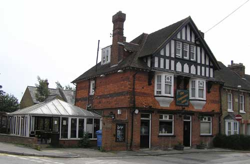 Picture 1. The Carpenters Arms, Canterbury, Kent