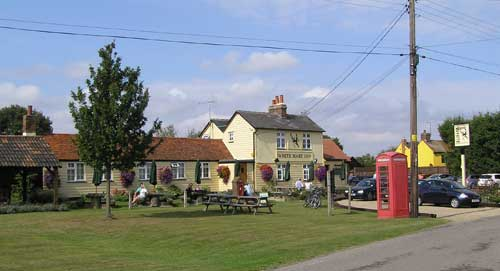 Picture 1. White Hart Inn, Margaretting Tye, Essex