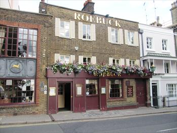 Picture 1. Roebuck, Richmond, Greater London