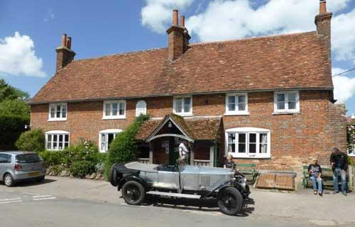 Picture 1. The Bell Inn, Aldworth, Berkshire