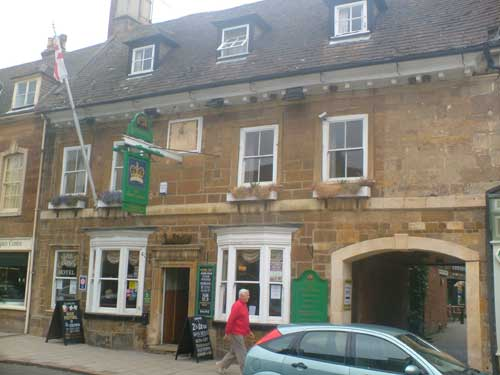 Picture 1. The Crown Hotel, Uppingham, Rutland