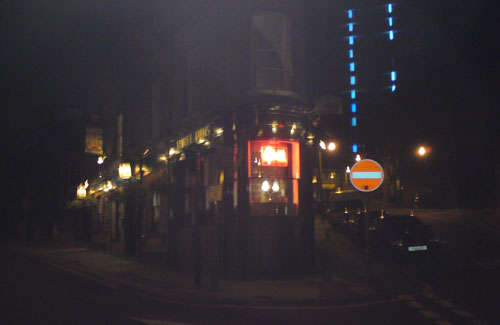 Picture 1. Three Tuns, Sheffield, South Yorkshire