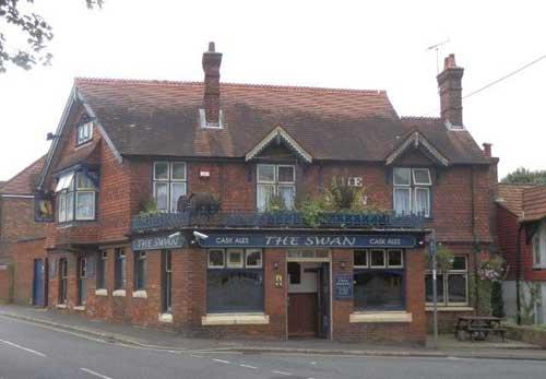 Picture 1. The Swan, Crawley, West Sussex