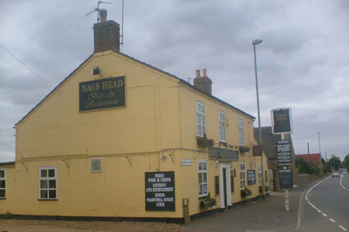 Picture 1. Nag's Head, Eastrea, Cambridgeshire