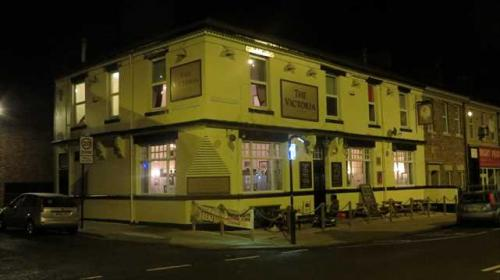 Picture 1. The Victoria (formerly Tap and Spile), North Shields, Tyne and Wear