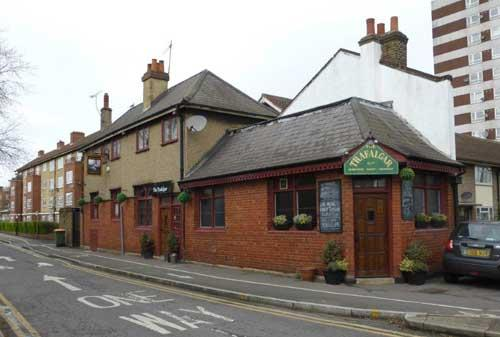 Picture 1. The Trafalgar, South Wimbledon, Greater London