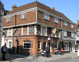 Picture 1. Bell & Crown, Canterbury, Kent