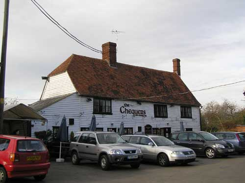Picture 1. The Chequers, Laddingford, Kent