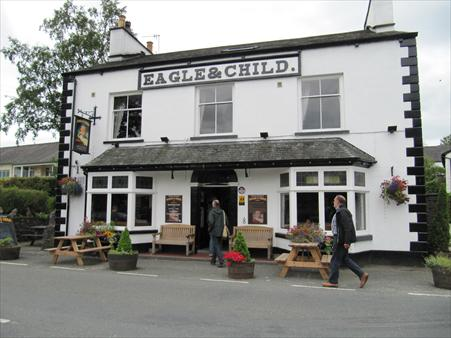 Picture 1. Eagle & Child, Staveley, Cumbria