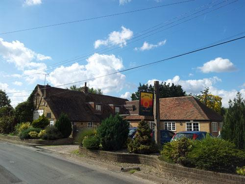 Picture 1. The Rising Sun, East Stourmouth, Kent