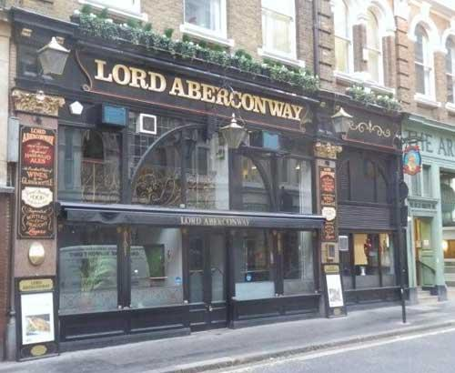 Picture 1. Lord Aberconway, City, Central London
