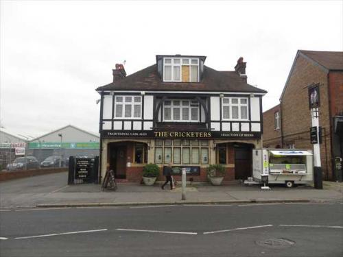 Picture 1. The Cricketers, Addiscombe, Greater London