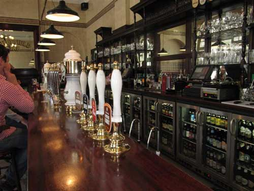 Picture 1. Sheffield Tap, Sheffield, South Yorkshire