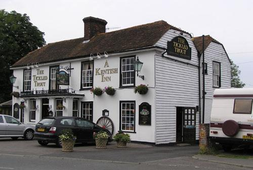 Picture 1. The Tickled Trout, Wye, Kent