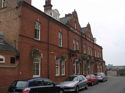 Picture 1. The Victoria Hotel, Beeston, Nottinghamshire