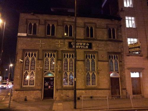 Picture 1. Crown & Kettle, Manchester, Greater Manchester