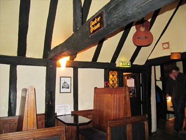 Picture 2. Ye Olde Thirsty Pig, Maidstone, Kent
