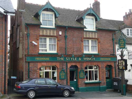 Picture 1. The Style & Winch, Maidstone, Kent