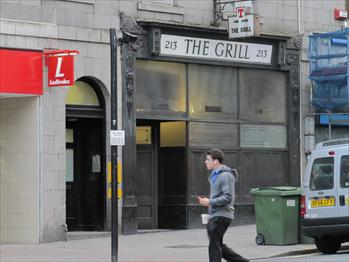 Picture 1. The Grill, Aberdeen, Aberdeenshire