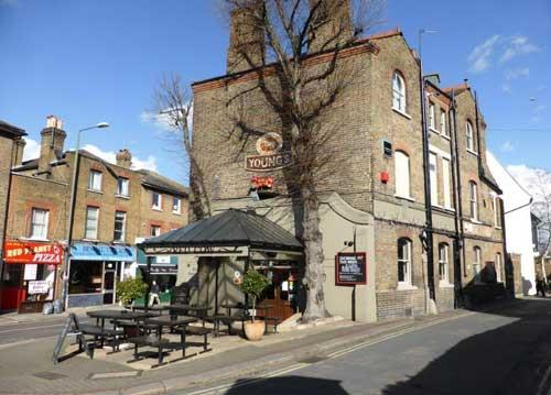 Picture 1. The Red Cow, Richmond, Greater London