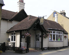 Picture 1. The Fox, Temple Ewell, Kent