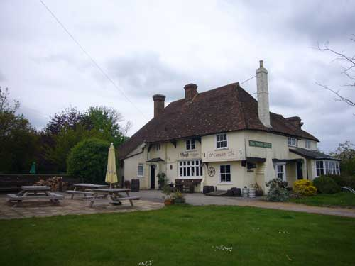 Picture 1. The Plough, Stalisfield Green, Kent