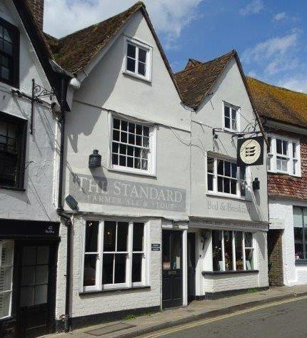 Picture 1. The Standard Inn, Rye, East Sussex