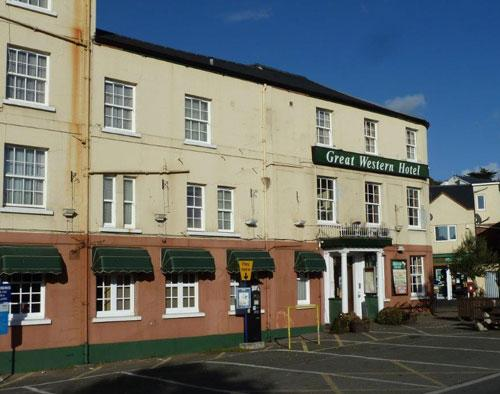 Picture 1. Great Western Hotel, Exeter, Devon