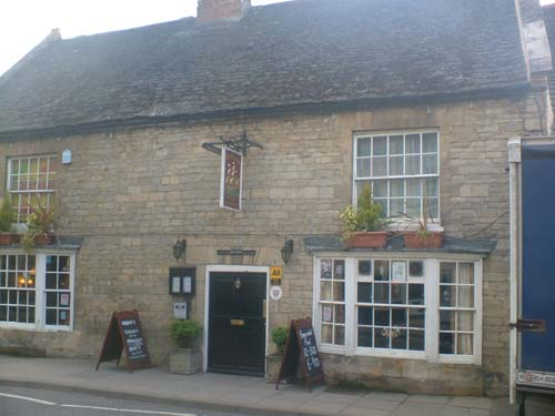 Picture 1. Ship Inn, Oundle, Northamptonshire