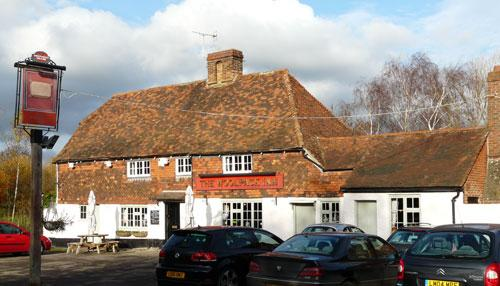 Picture 1. The Woolpack Inn, Benover, Kent
