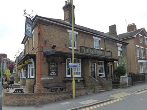 Picture 1. The Estcourt Arms, Watford, Hertfordshire