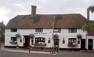 Picture 1. King & Queen, East Malling, Kent