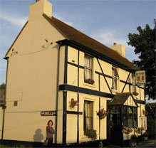 Picture 1. The Hop Pocket, Bossingham, Kent