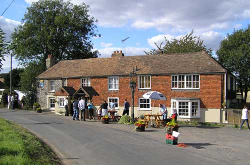 Picture 1. The Duck, Pett Bottom, Kent
