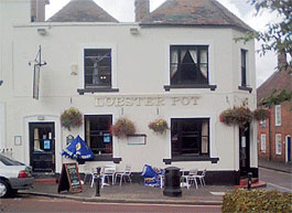 Picture 1. The Lobster Pot, West Malling, Kent