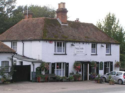 Picture 1. The Haywain, Bramling, Kent