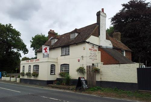 Picture 1. Red Lion, Badlesmere, Kent