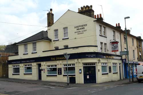 Picture 1. The Dragoon, Maidstone, Kent