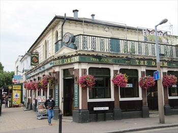 Picture 1. The Drum, Leyton, Greater London